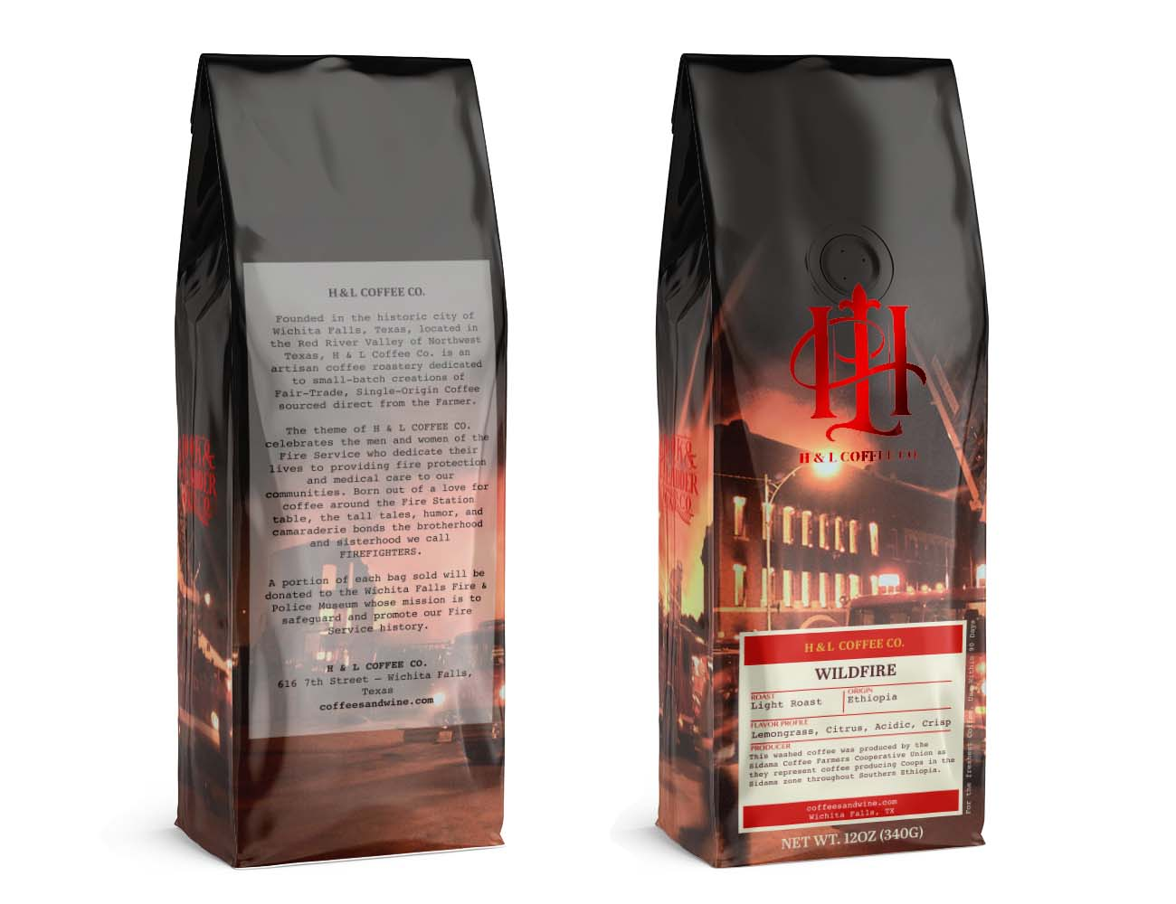 single origin ethiopian sidamo coffee beans