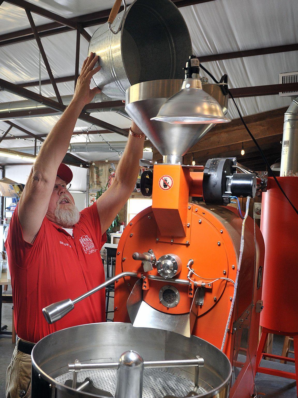 Roasted Coffee Beans in Wichita Falls