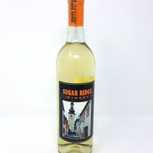 Sweet White Wine Gertz from Wine Bar Pictured
