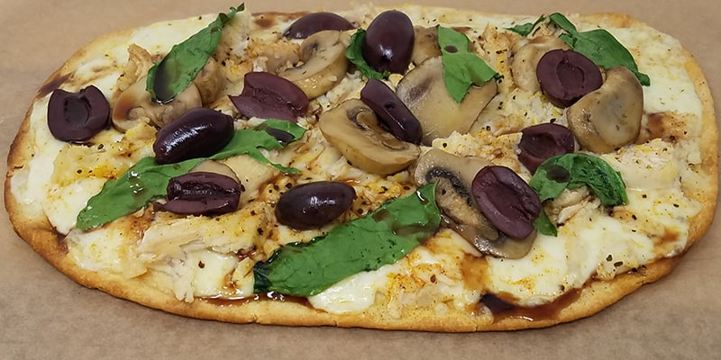 Vegan Menu Wichita Falls Flatbread