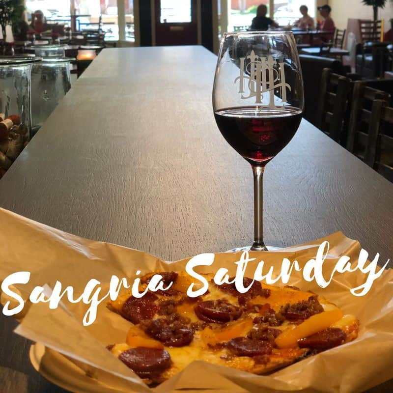 sangria saturdays hook and ladder downtown wichita falls